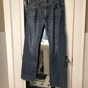 Men's American eagle pants